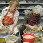 Girls Night Out Pottery
