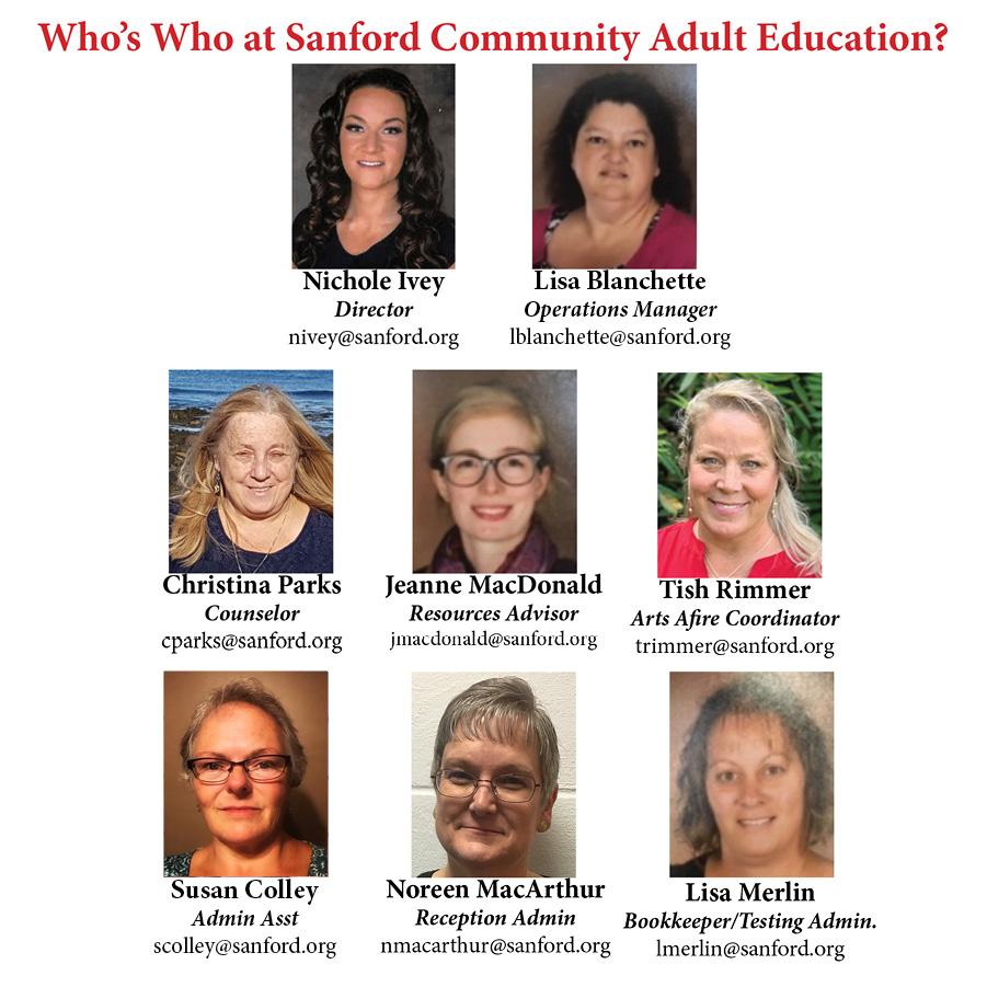 Sanford Community Adult Education image #10054