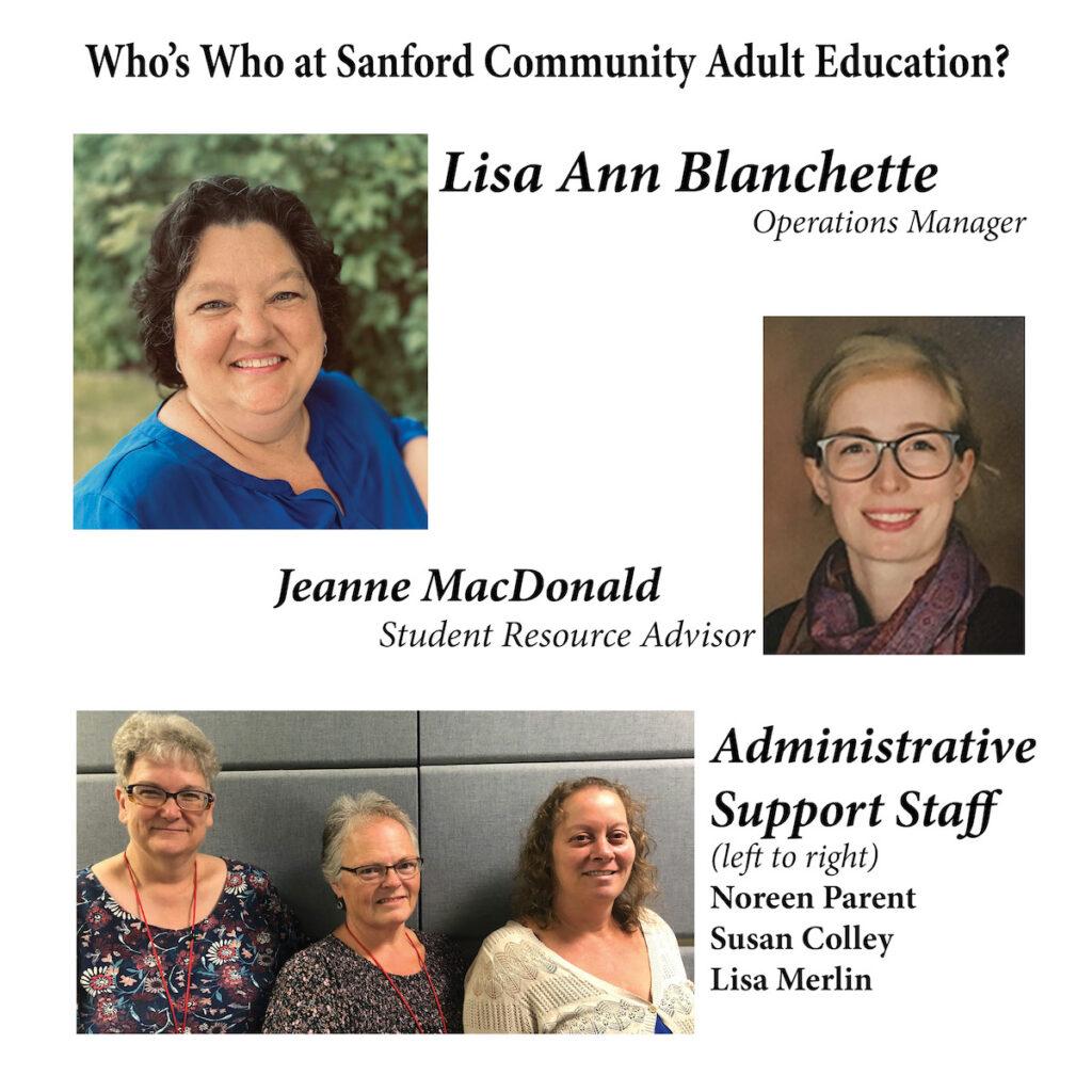 Sanford Community Adult Education image #15592